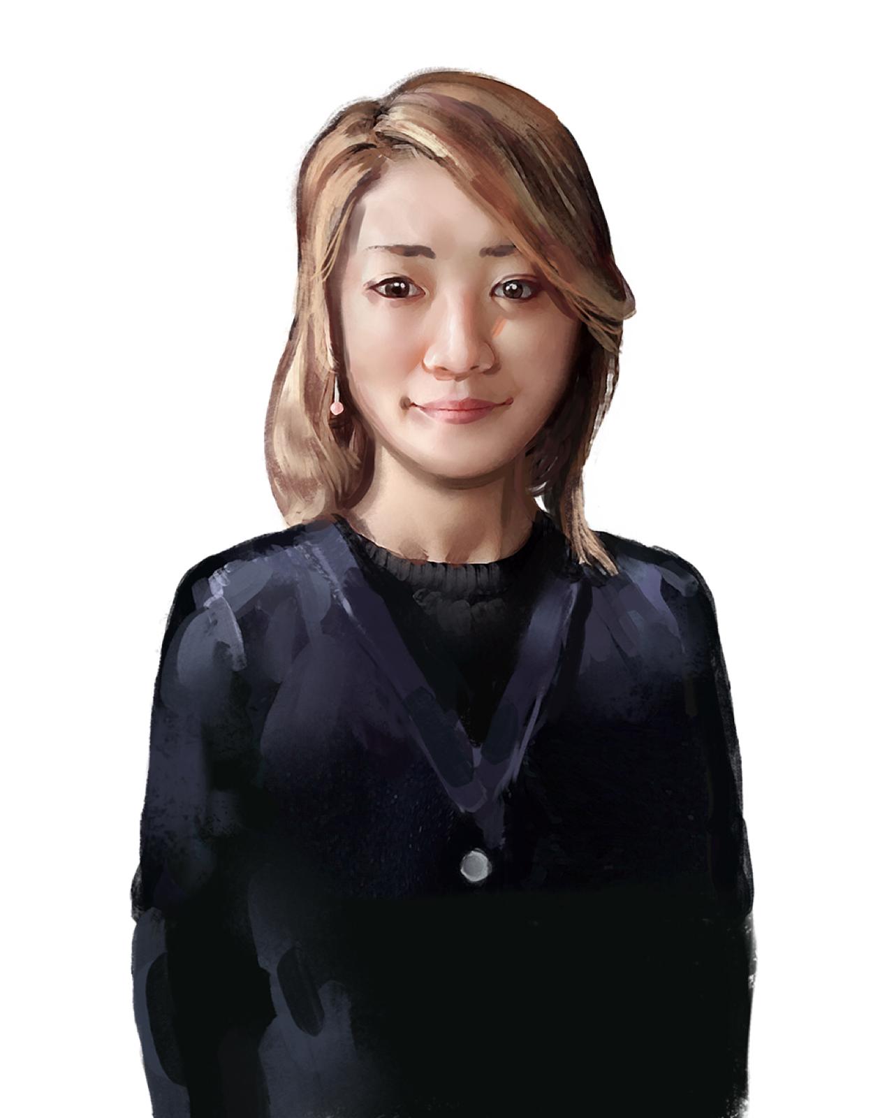 Jane - Creative Designer