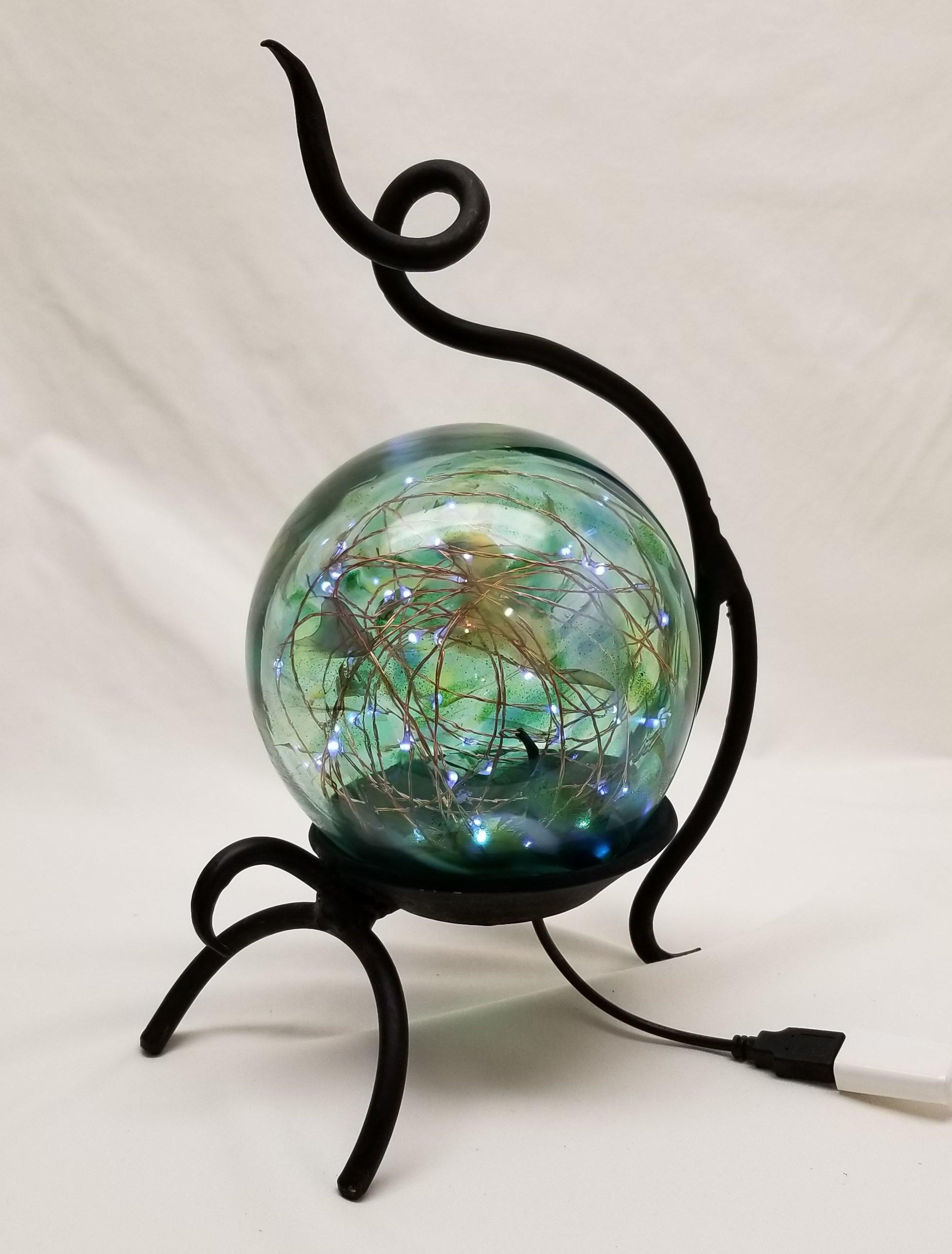 Blown Glass Light by Don Pell.jpg
