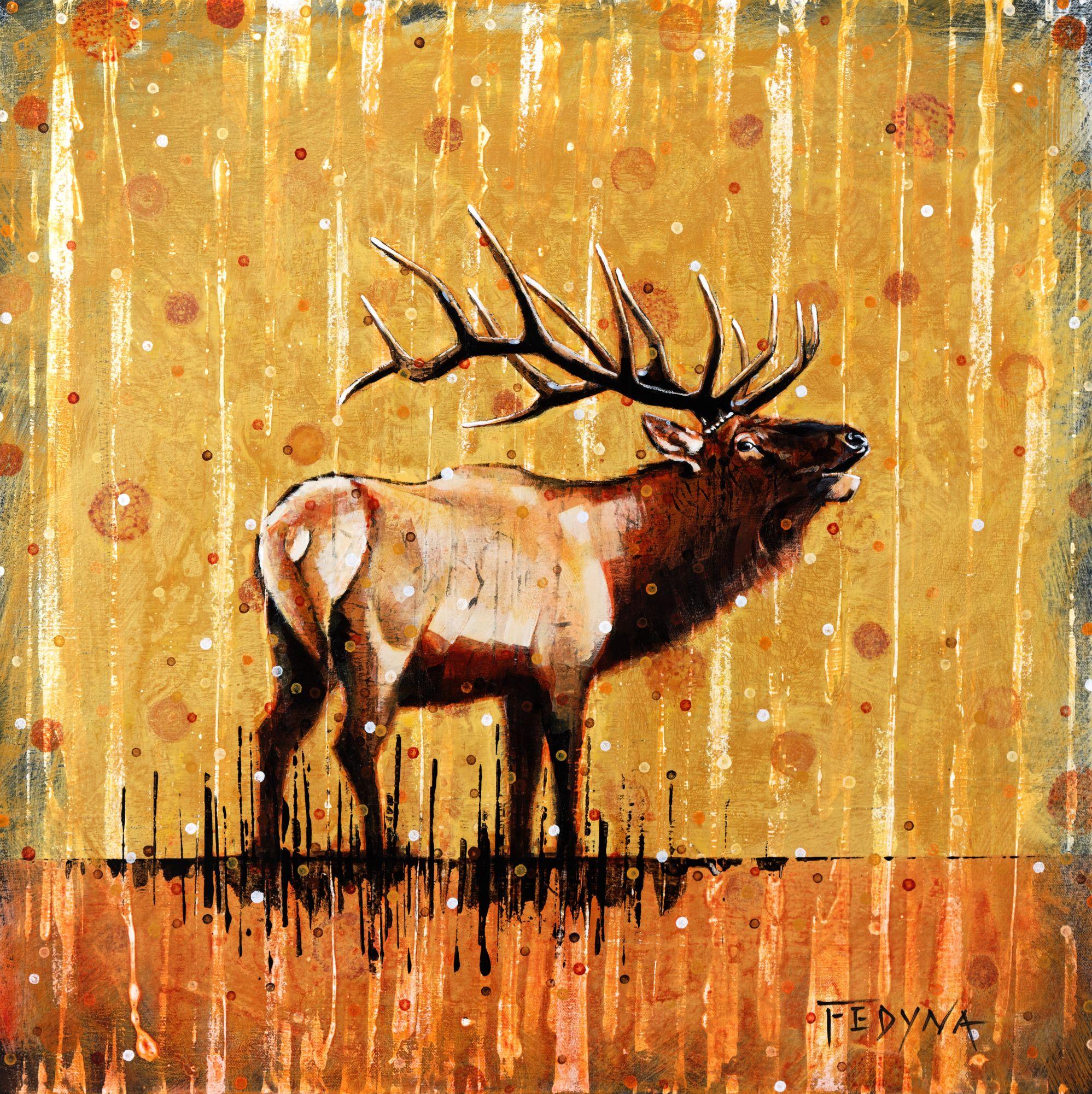 Fedyna.Painting. - Mighty Wapiti. resized.jpg