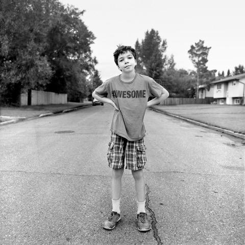 "Vera Saltzman,  Ivan , 2017, medium format photograph, 23"" x 23"""