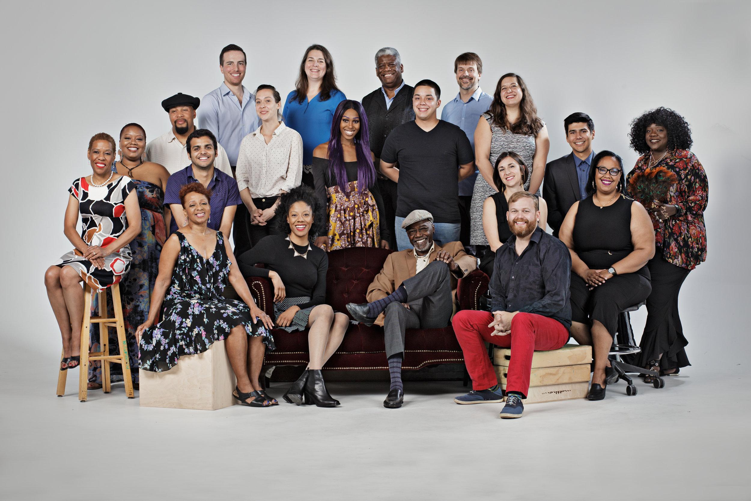 The 2018 Kresge Artist Fellows