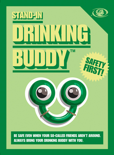 Giveaway (Drinking Buddy)