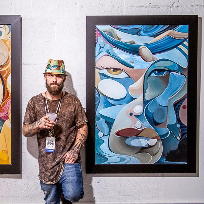 Treason Gallery - BK The Artist - WISEKNAVE
