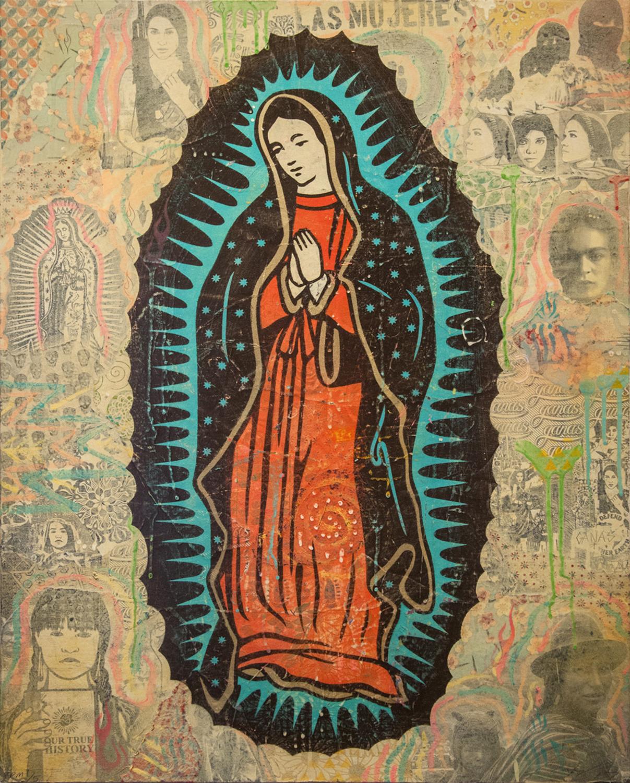 'Virgen de Guadalupe'