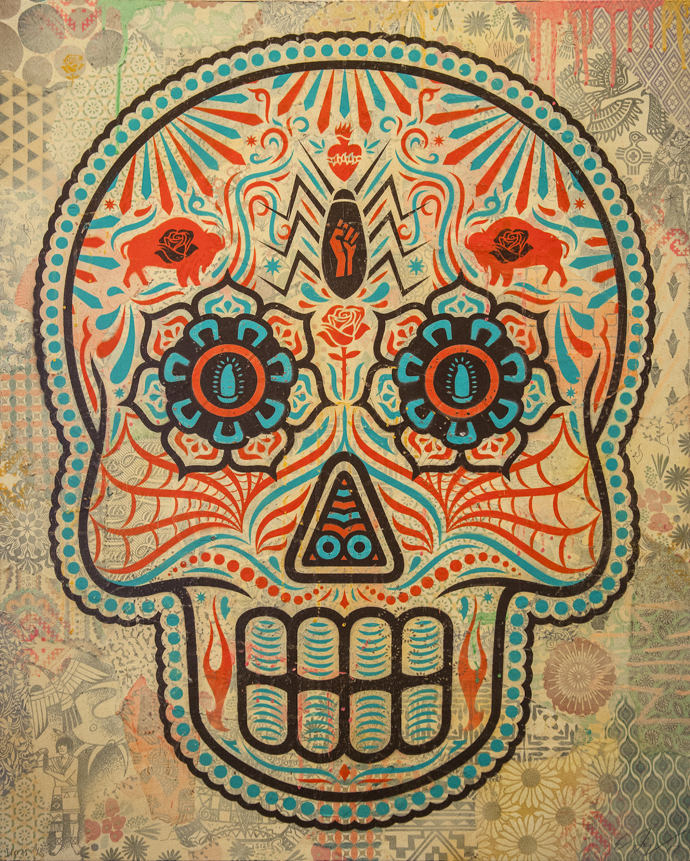 'Yaqui Dia De Los Muertos'