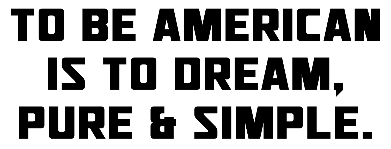 Pure American Quote