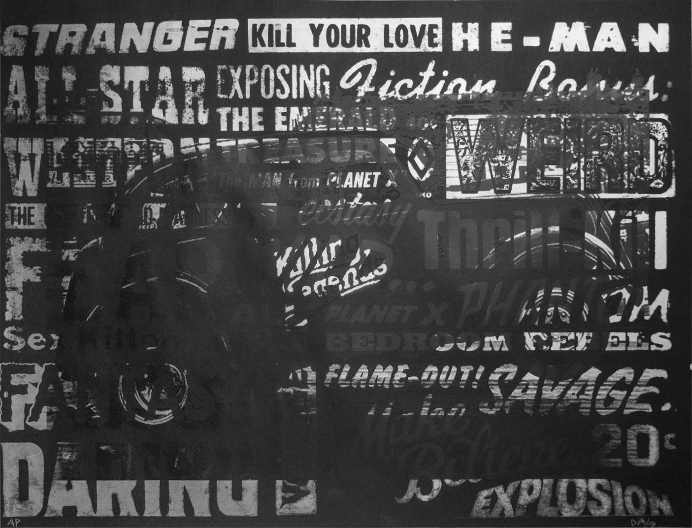 'Killing Legends'