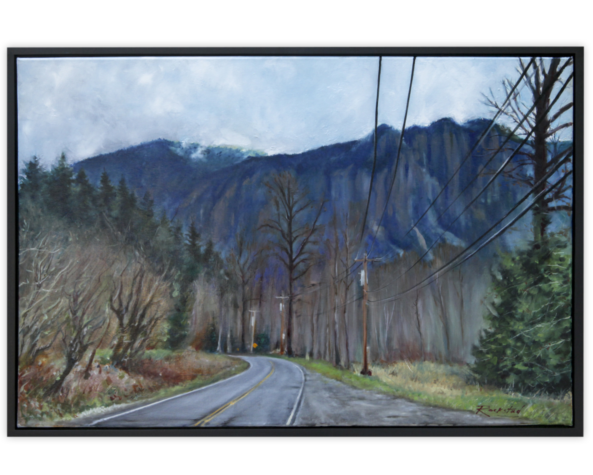 'Road to Mt. Si'