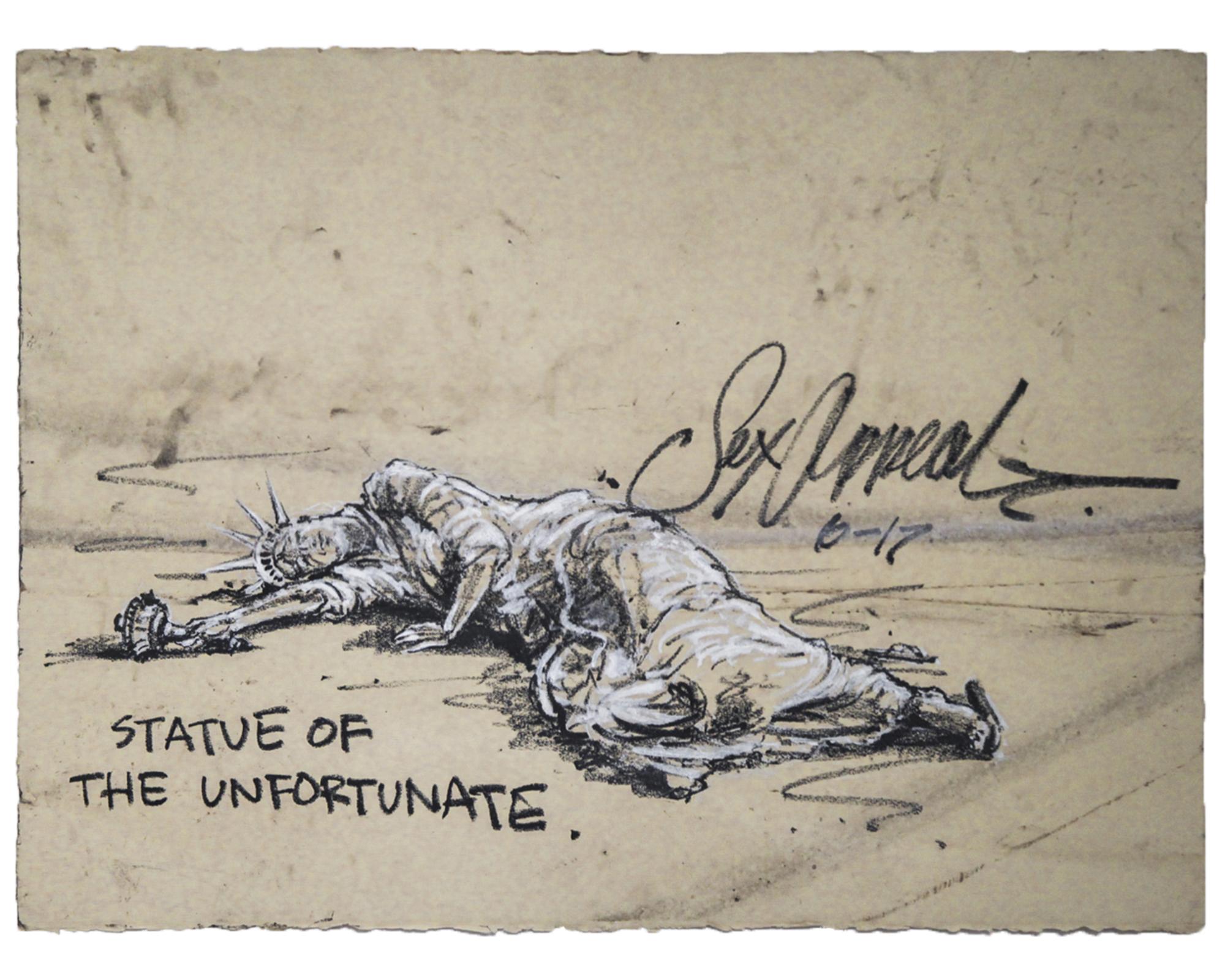 'Statue of the Unfortunate'