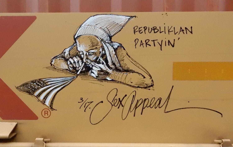 'Republiklan Partyin'
