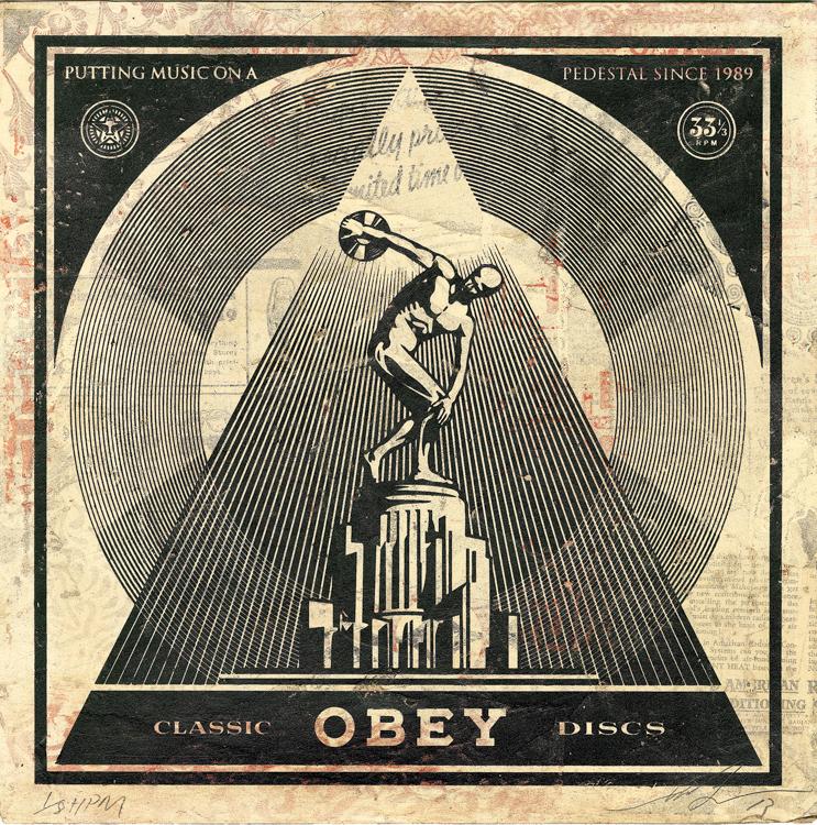 Copy of Classic Discs, 2013