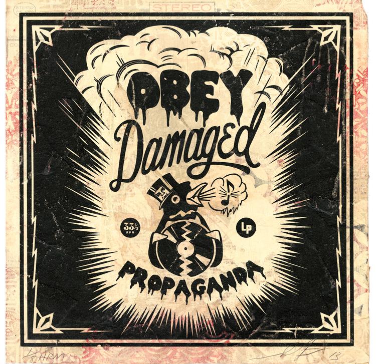 Copy of Damaged, 2013