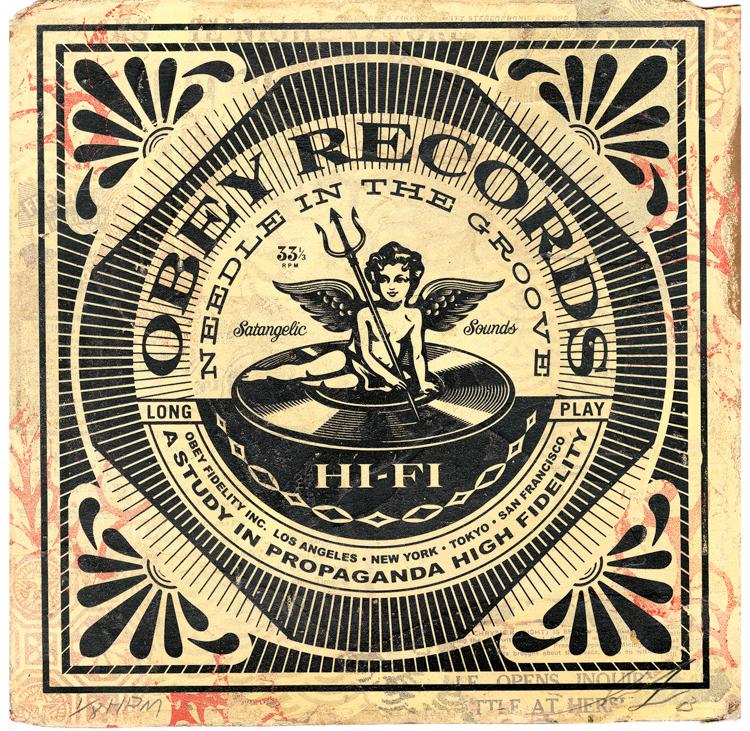 Copy of Satangelic Sounds, 2013