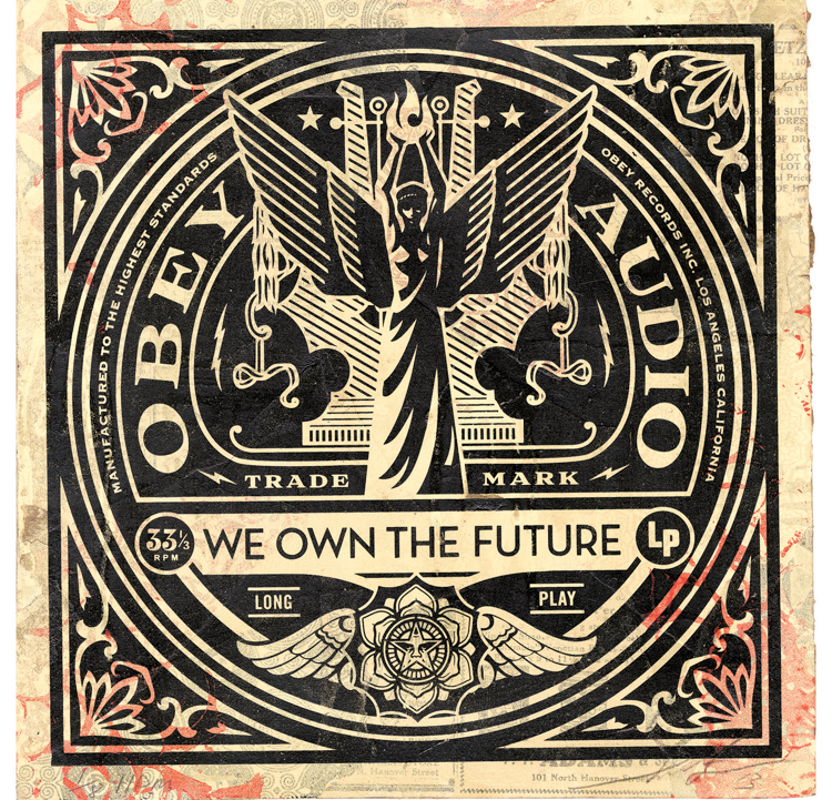 Copy of We Own the Future, 2013
