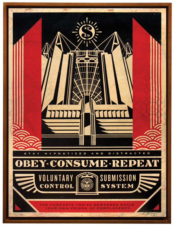 Copy of Church of Consumption, 2017