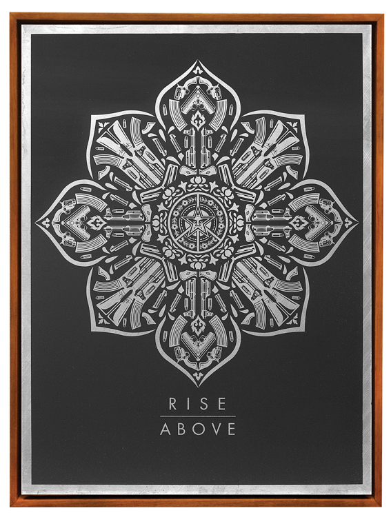 Copy of Rise Above (Caliber), 2016