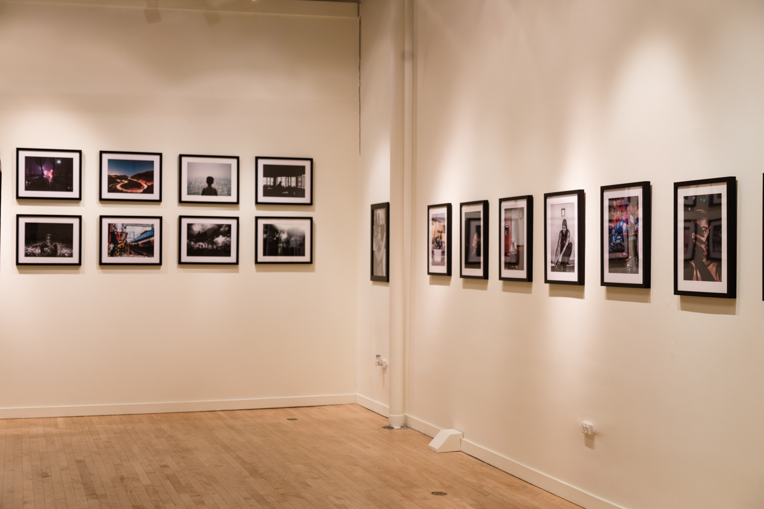 """Treason Gallery, in collaboration with photographer Steven John Irby aka """"Steve Sweatpants"""" and HONEST FRAMES, is proud to present 'SHOOTERS,' a group photography exhibition. Steve Sweatpants is one of the co-founders of Street Dreams Magazine, a quarterly distributed photo journal featuring photographers from around the globe shooting in both urban and exotic locations. Using social media platforms like Instagram as tools to discover overlooked or under-appreciated talent in photography, Street Dreams Magazine provides opportunities for undiscovered talent to be spotlit and published."""