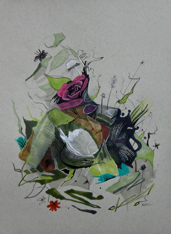 Earth (#19), 2018