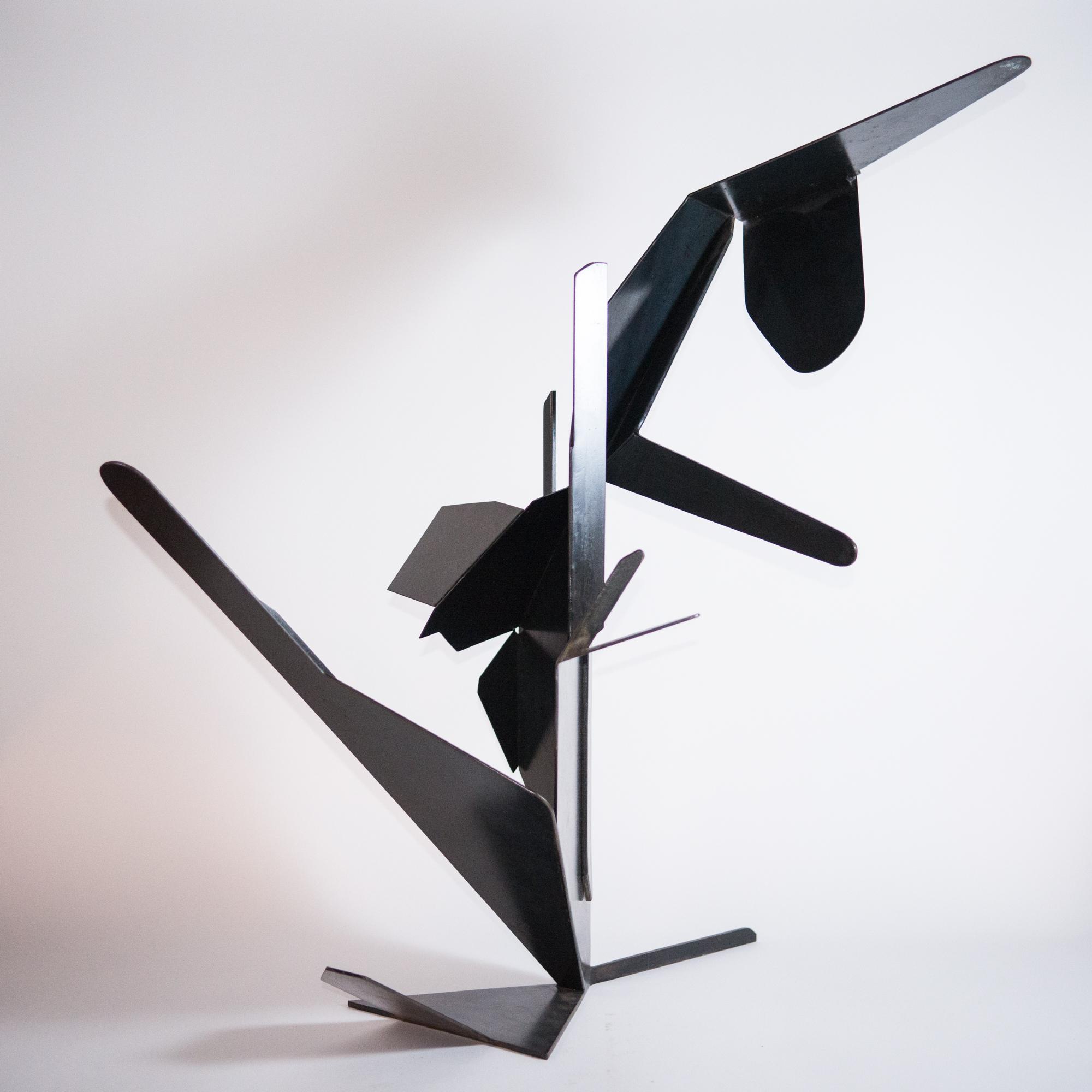 Michael Walsh - Untitled Steel (2014)