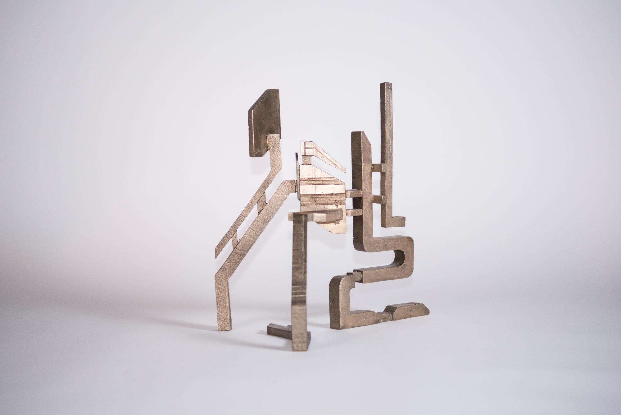 Michael Walsh - Bronze Tripod (2016)