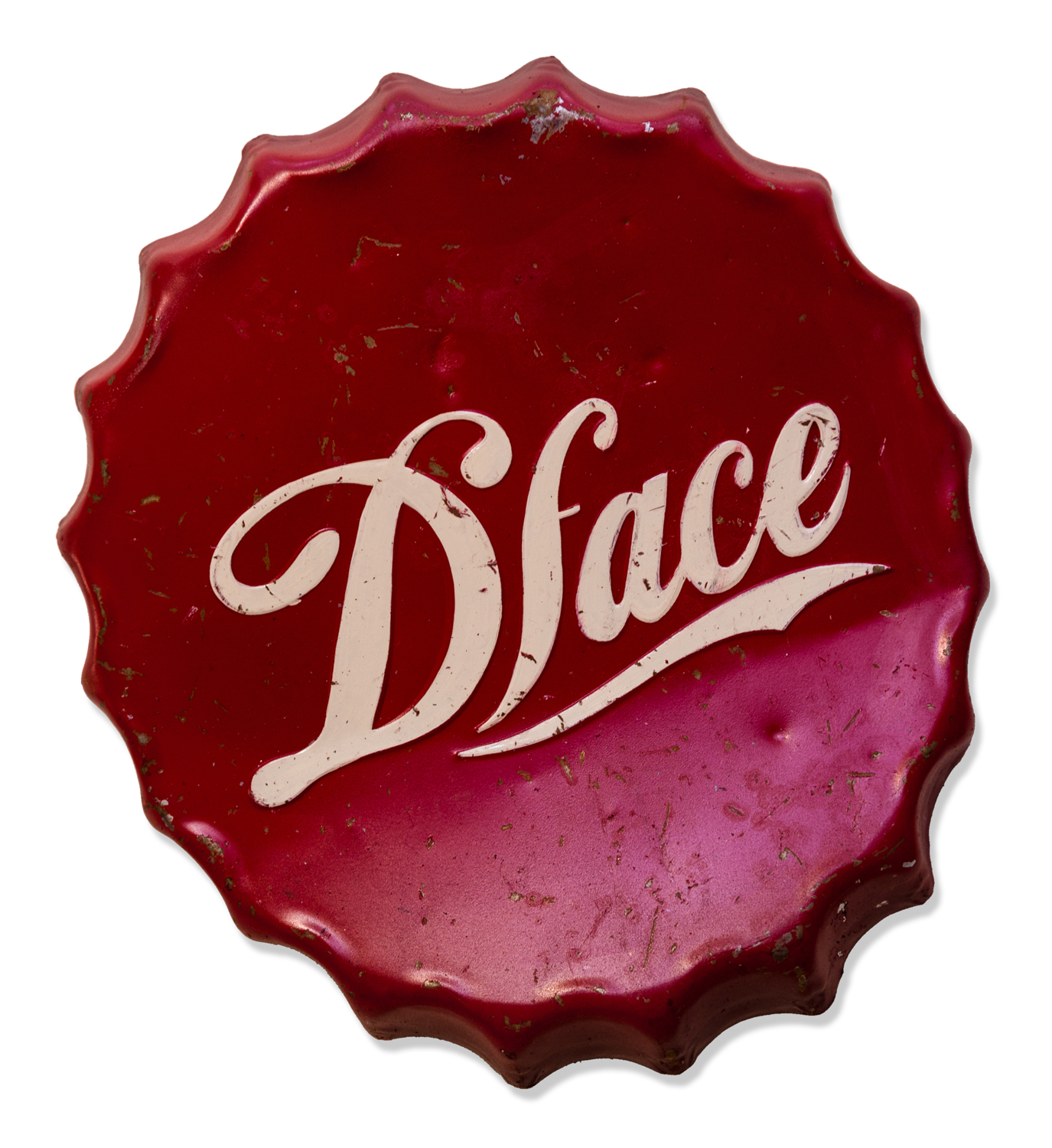 D*Face - Popping Tops - DFACE (2018