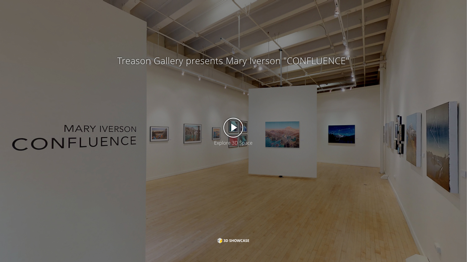 Mary Iverson - Confluence