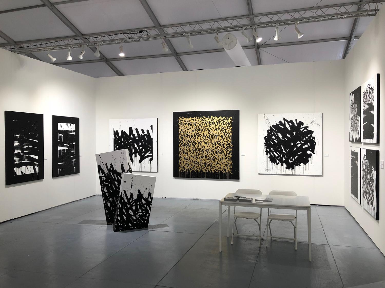 Treason Gallery - Bisco Smith- SCOPE MIAMI 2018