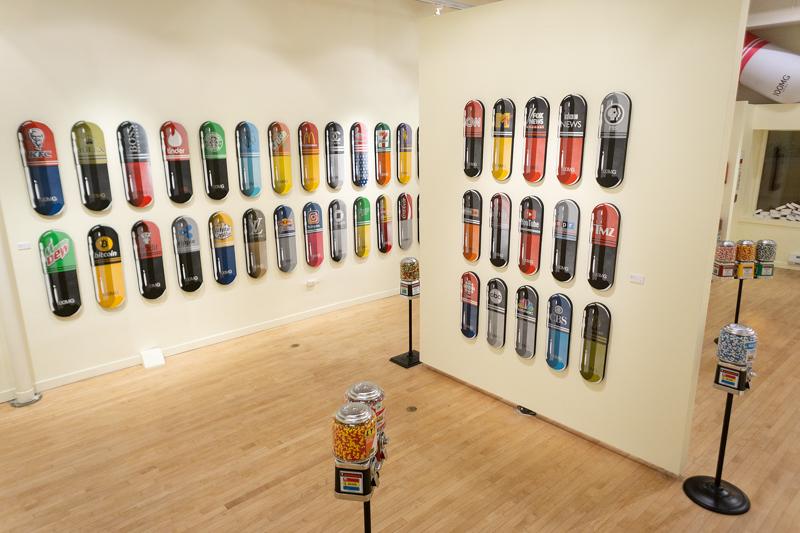Shelf Medication - Treason Gallery