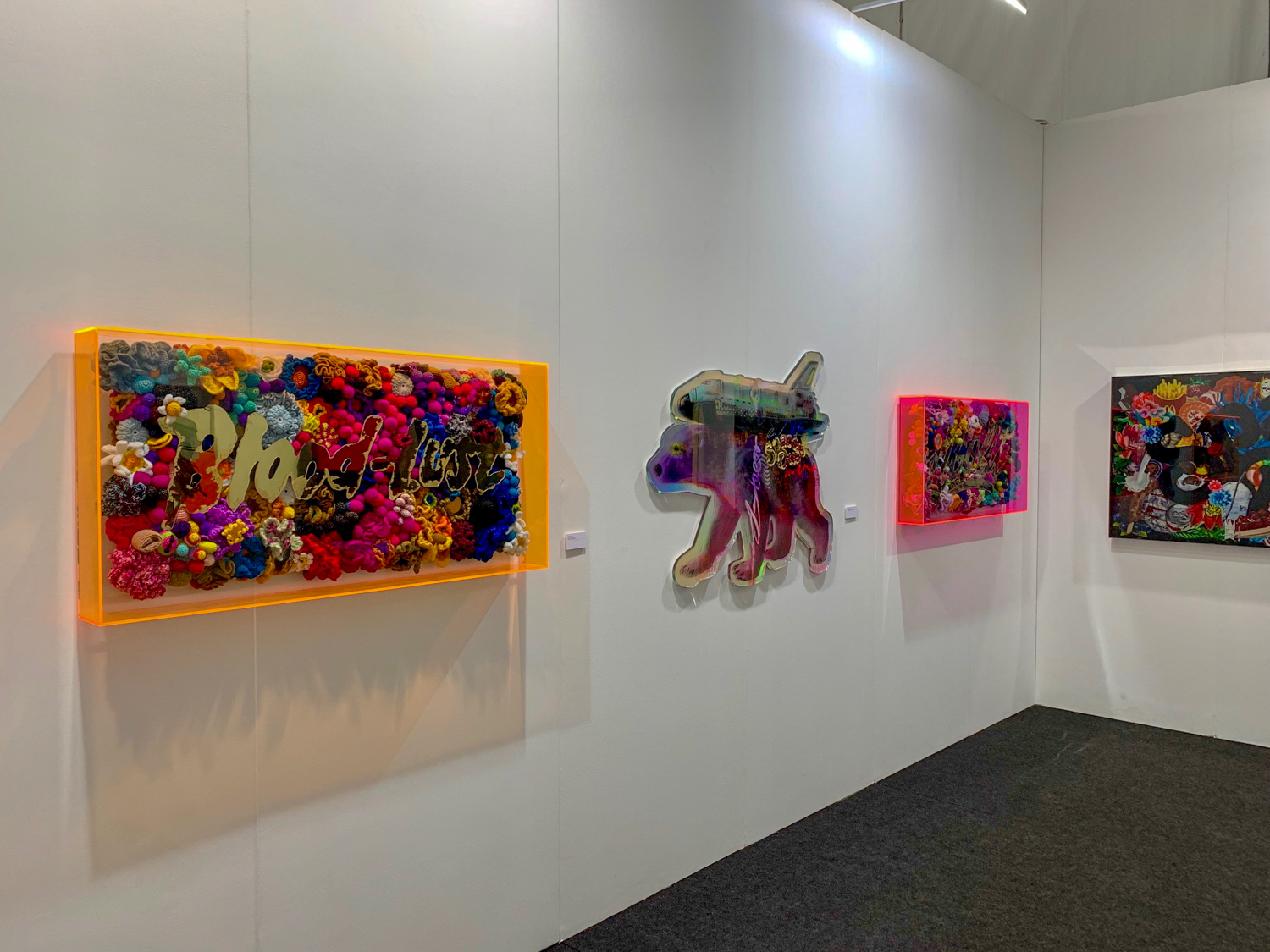 Art Central HK BOOTH C16 - Treason Gallery - Electric Coffin