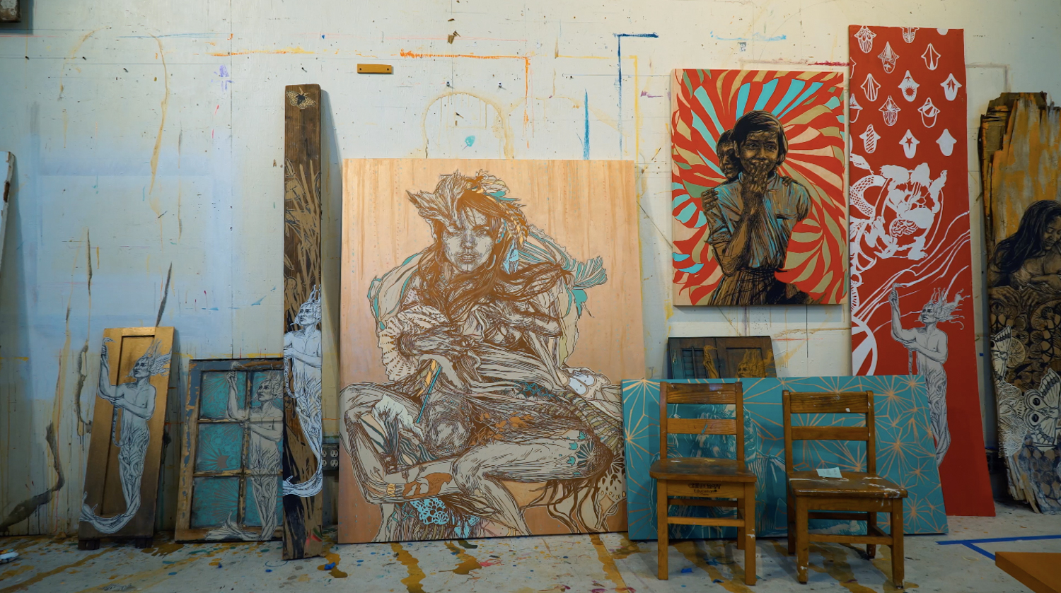 Swoon - Studio