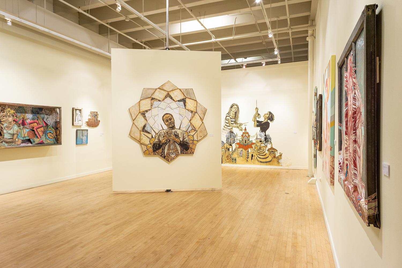Swoon - Every Portrait Is A Vessel - Treason Gallery