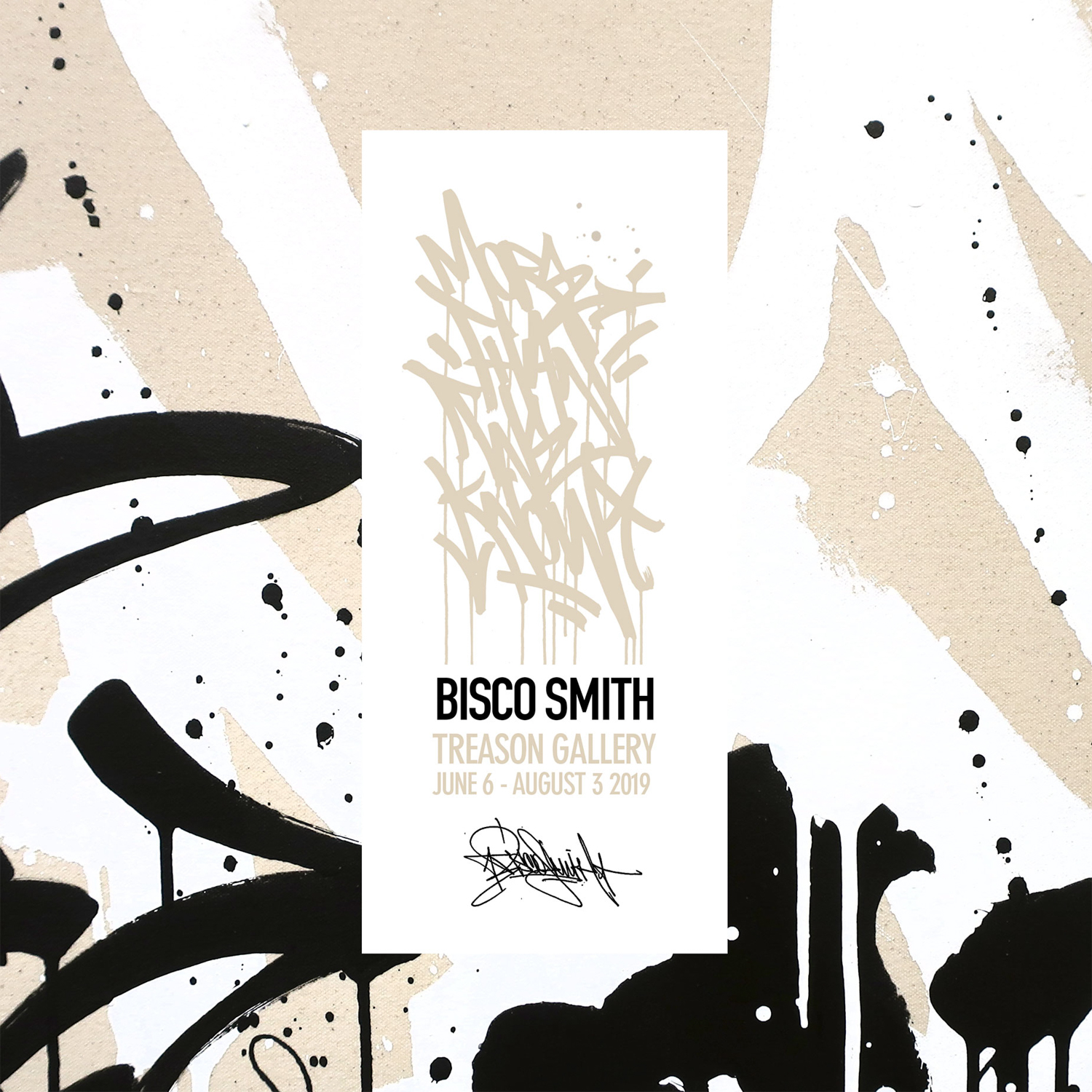 Copy of Bisco Smith - MORE THAN WE KNOW