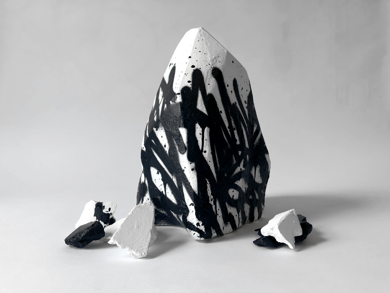 Bisco Smith - Surface Elements (Iceberg 01), 2019