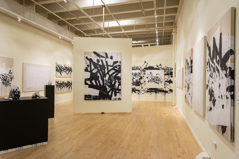 Treason Gallery - Bisco Smith MTWK - Exhibition