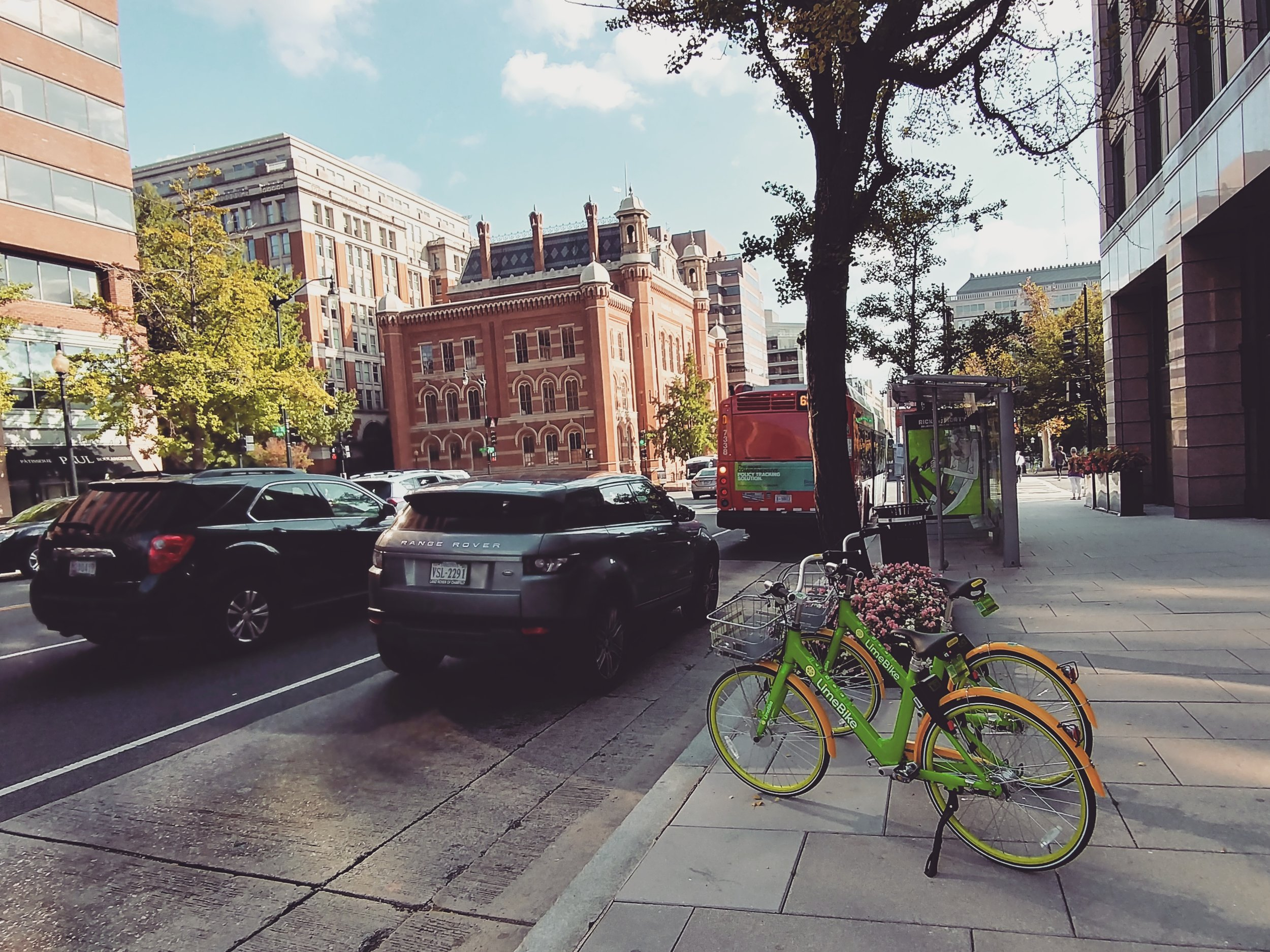LimeBike is one of four shared biek companies participating in a new pilot program in DC.