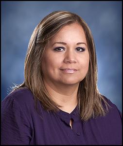 Alma Suarez  Administrative Assistant & Meal Program Coordinator