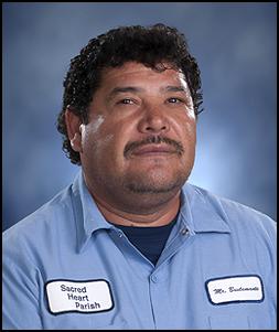 Miguel Bustamante  Maintenance Technician