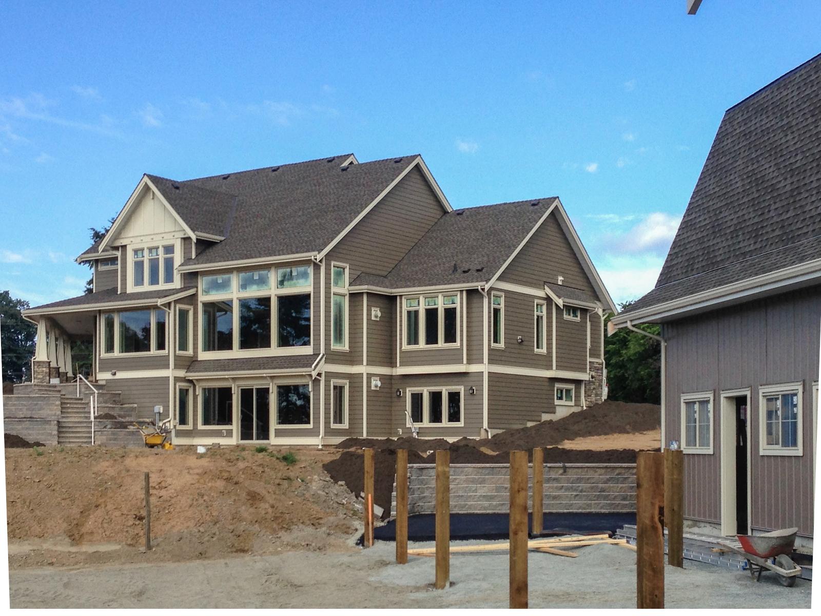 Randy Redekop House & Barn