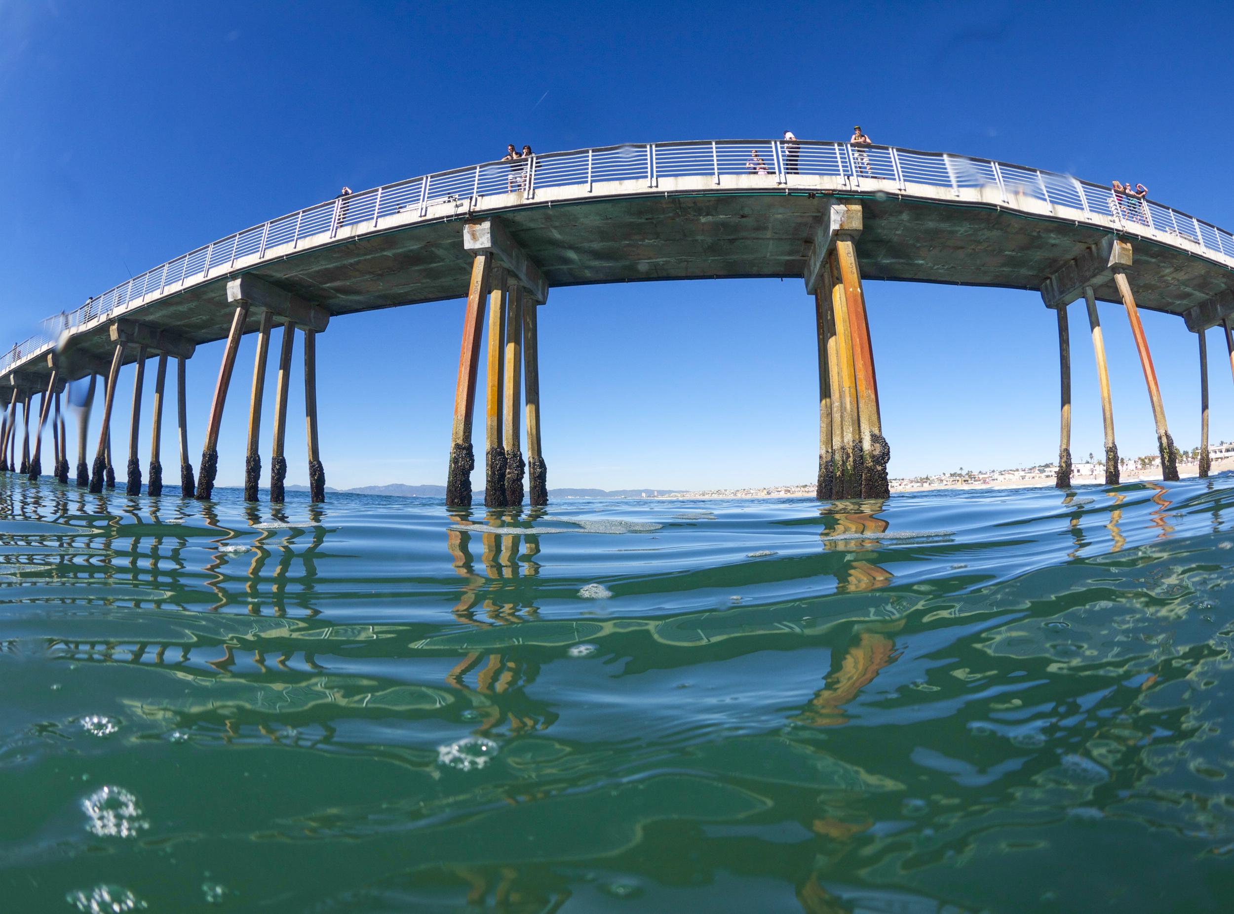 Hermosa Beach Pier | Photo: Clark McNulty