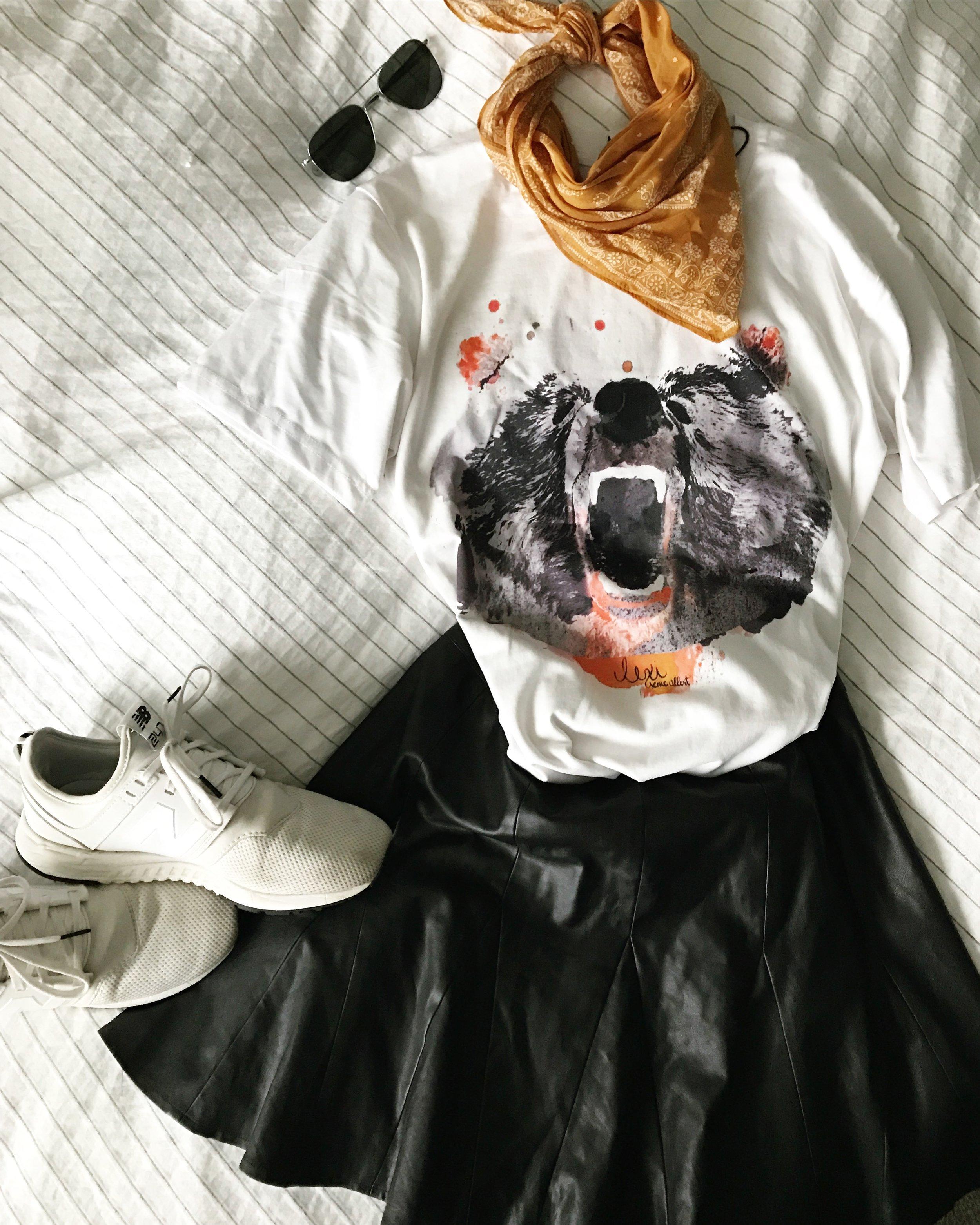 roaring bear apparel