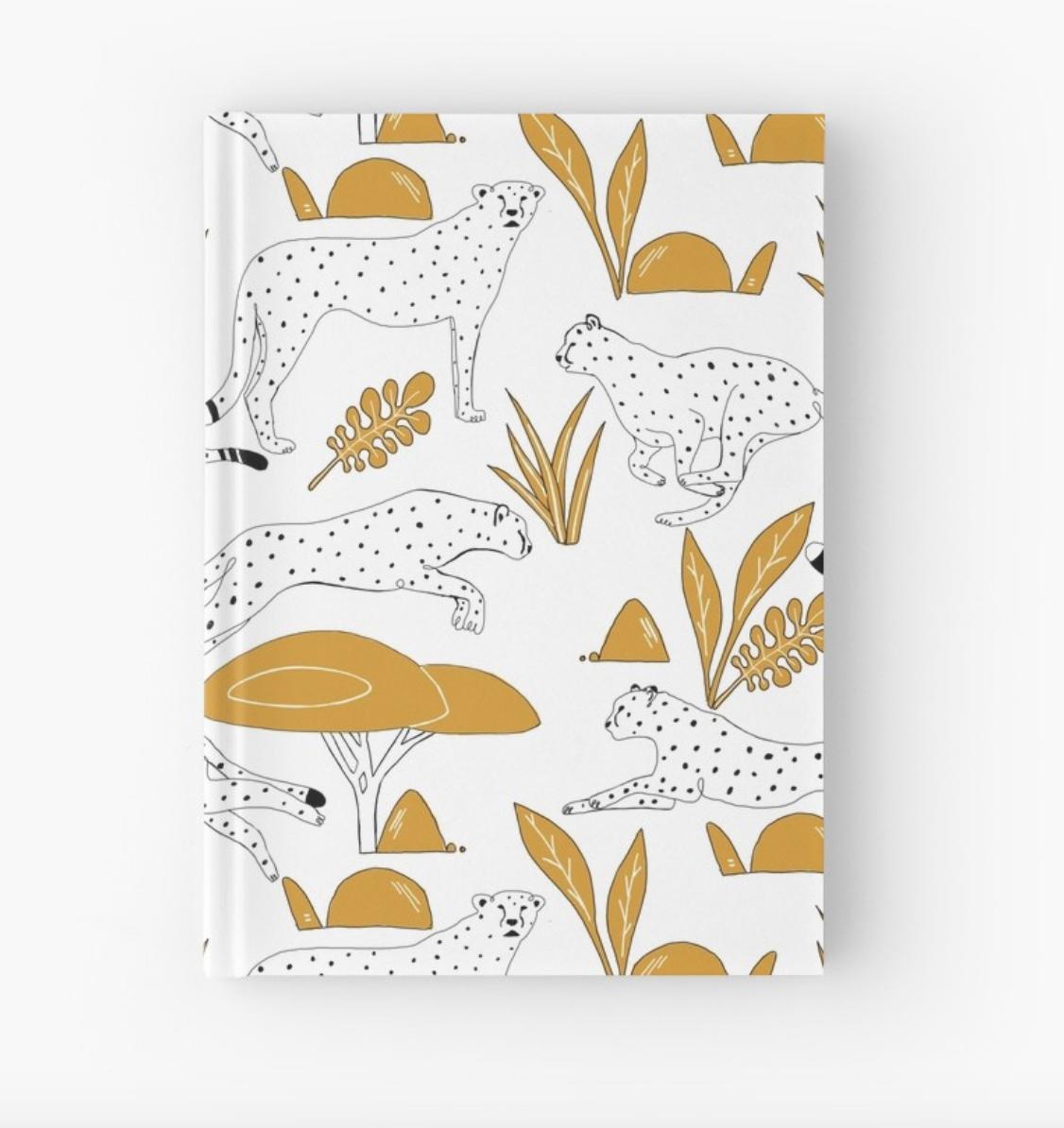 seeing spots - safari journal
