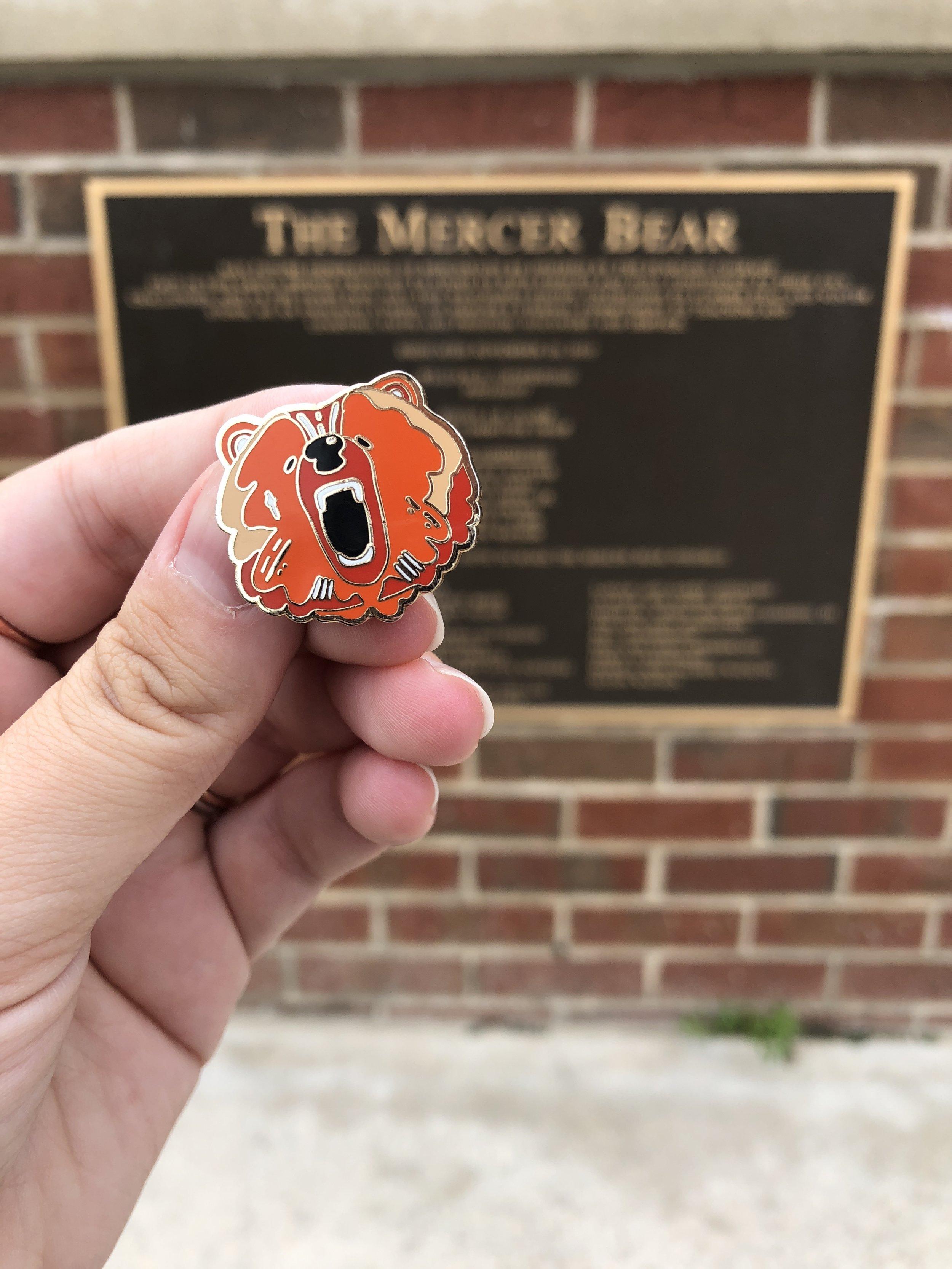 be the bear pin