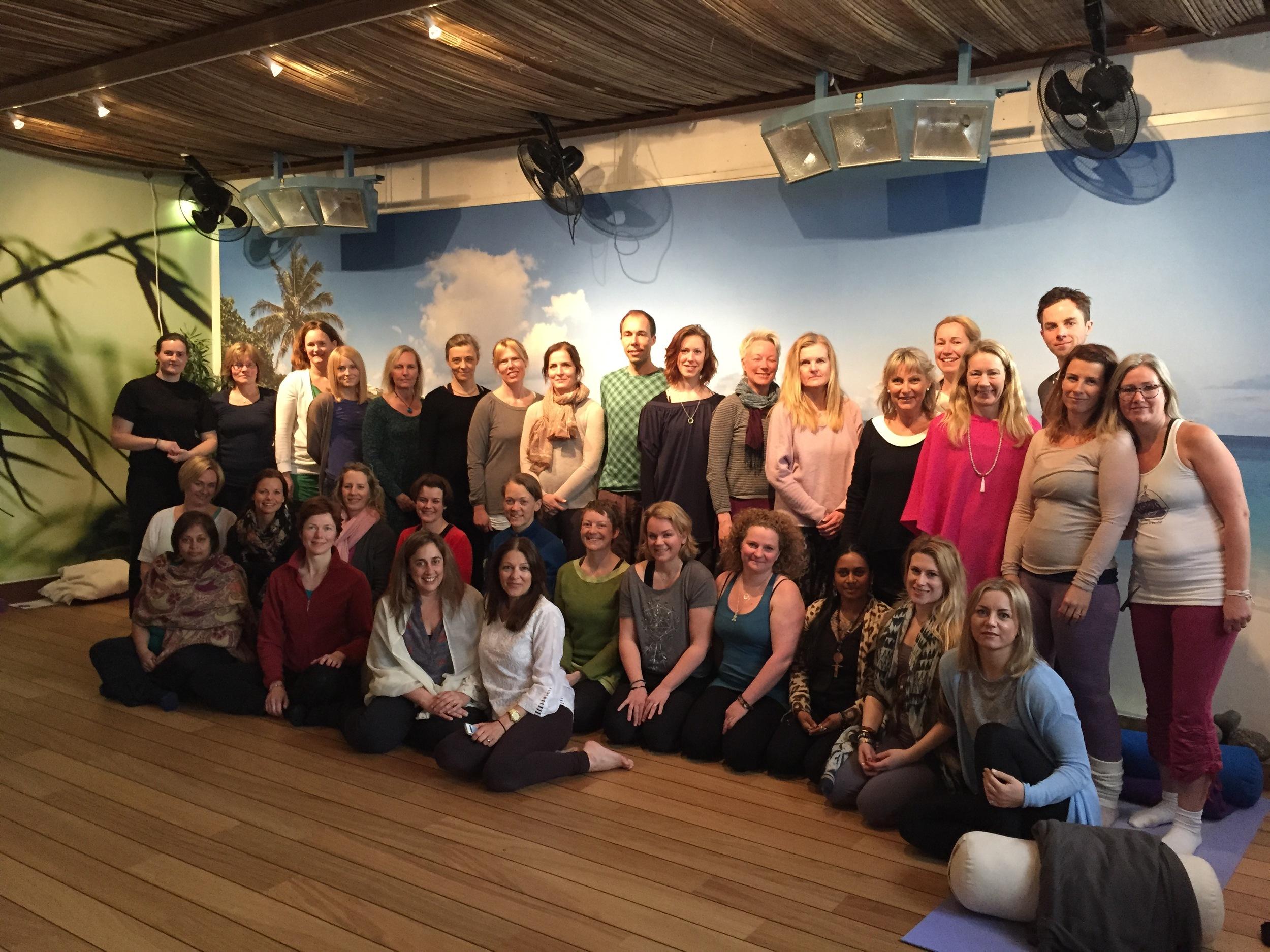 Restorative Level 1 Training in Sweden.JPG