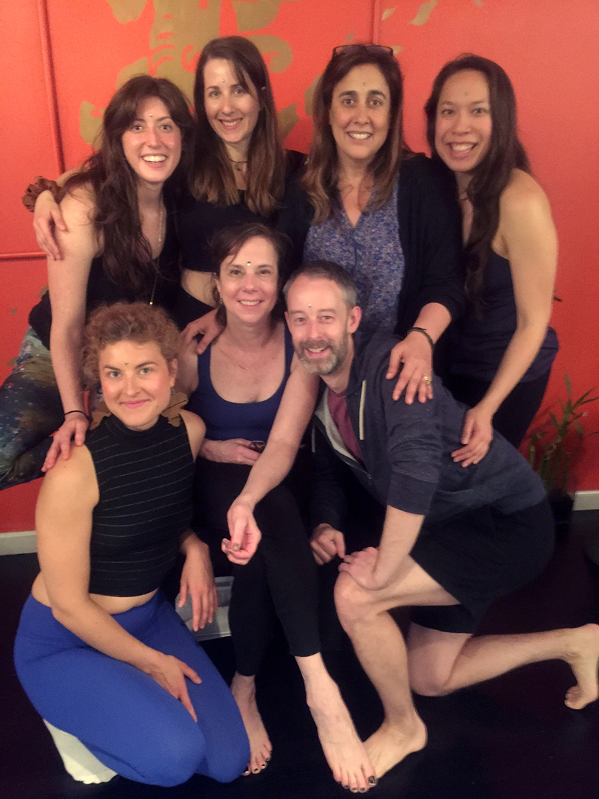 2016 300 Hour ISHTA Teacher Training Mentoring Group