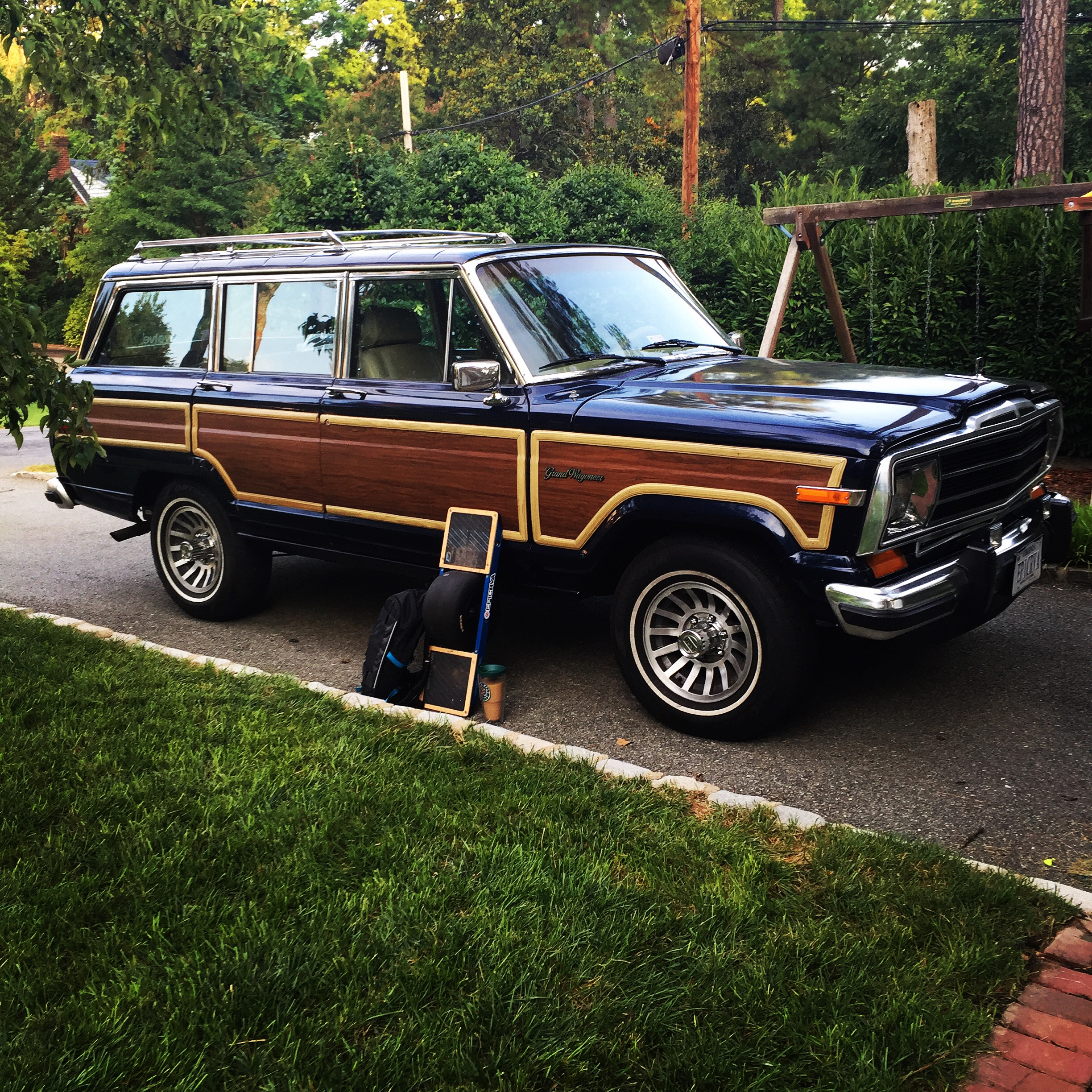 Grand Wagoneer For Hire