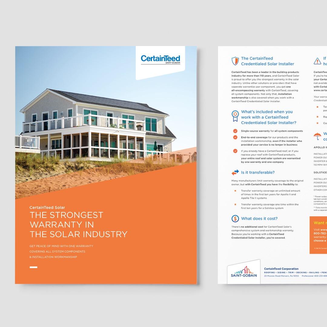 Print - BrochuresLeave BehindsCollateralStationeryPosters