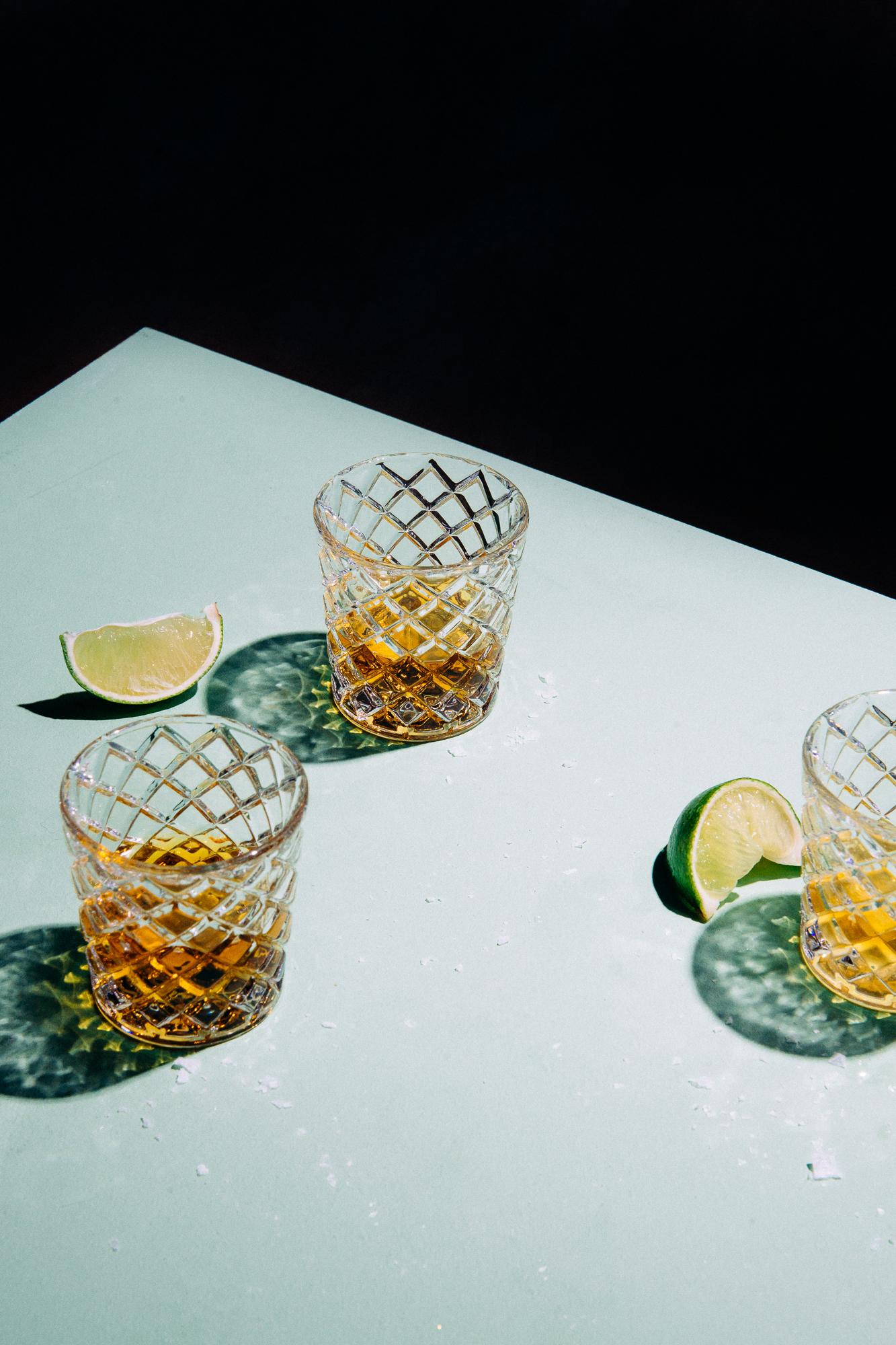 Tequila Shots | Lauren V. Allen | Food & Travel Photographer | Raleigh-Durham, N.C.