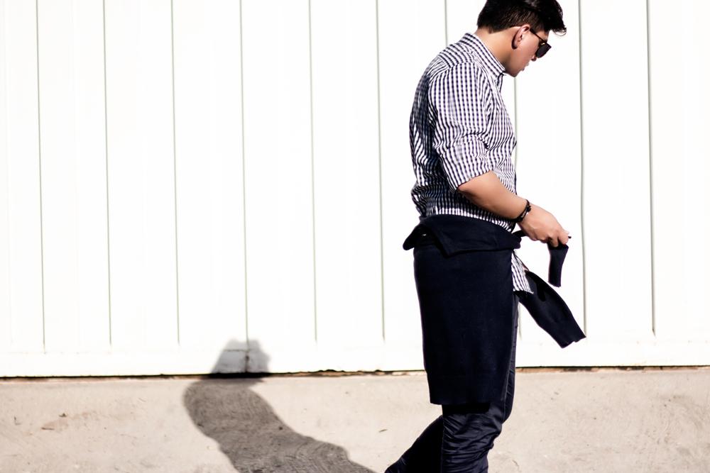 camisas a cuadros jose vargas moda blog blogger fashion style pasarela fotógrafo