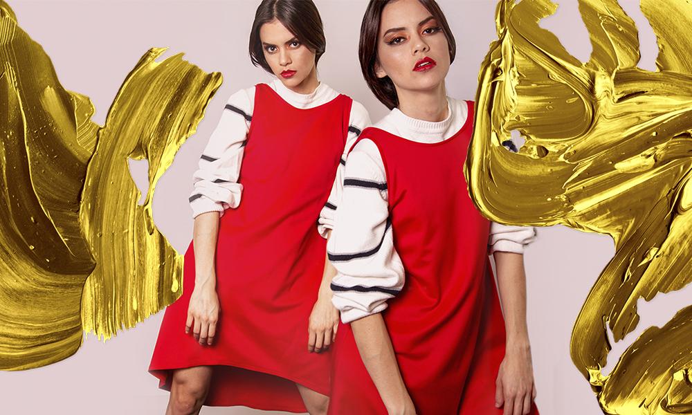 merry christmas jose vargas moda blog fashion honduras jerry carcamo pasarela, editorial moda estilo navidad dorada