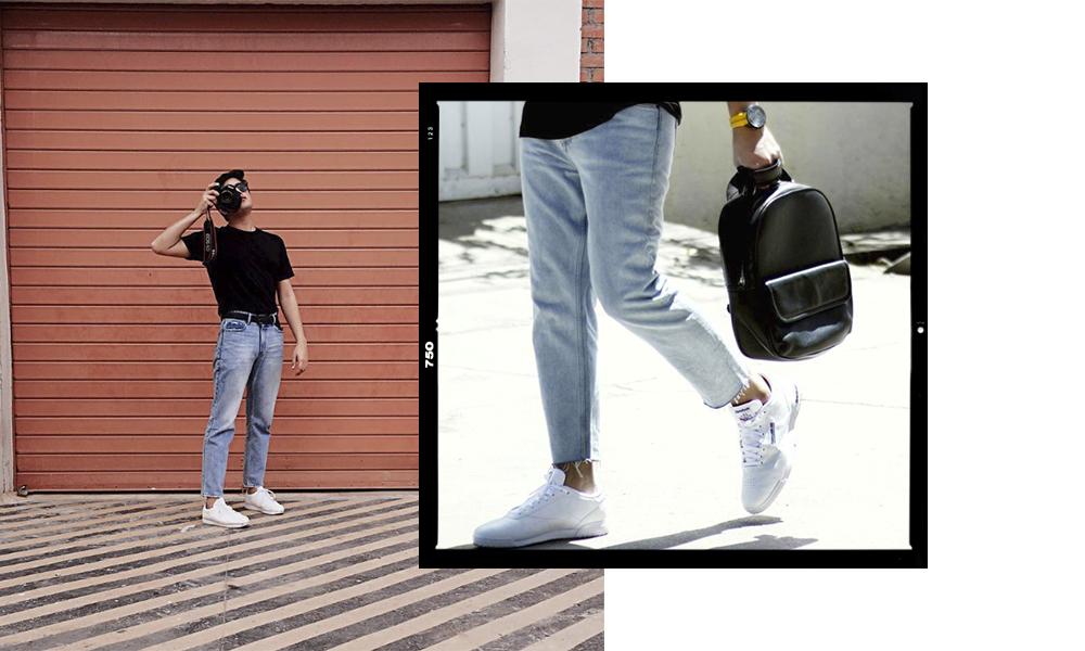 Jean estilo vintage - Este te daráese factor cool.